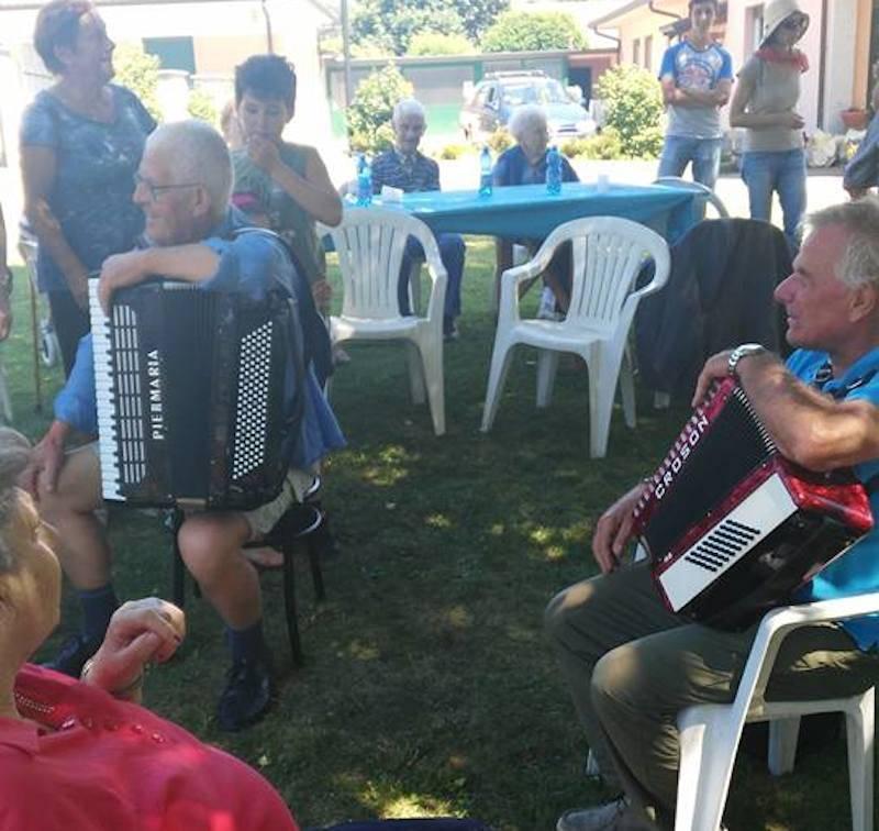 Nonni al picnic