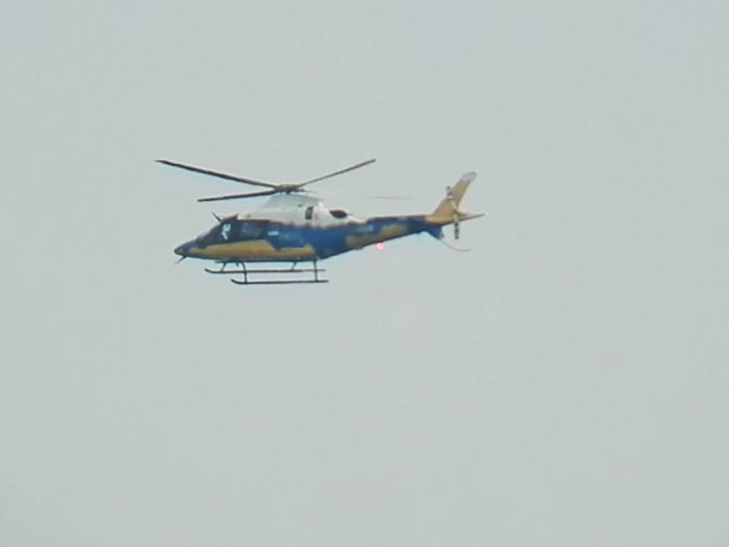 """Il \""""mistero\"""" degli elicotteri in Valcuvia"""