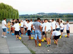 La Canottieri Varese celebra la vittoria al Festival dei Giovani