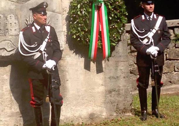 La celebrazione del 73° della Battaglia del San Martino