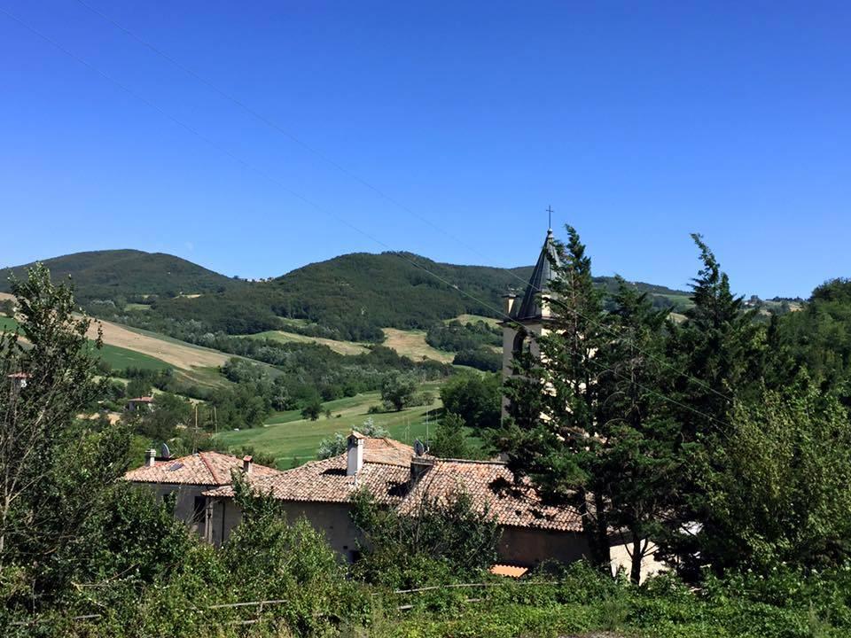 Via Francigena: da Medesano a Sivizzano