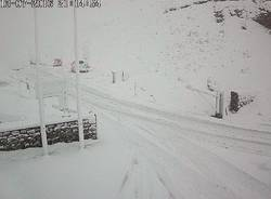 La neve a Livigno