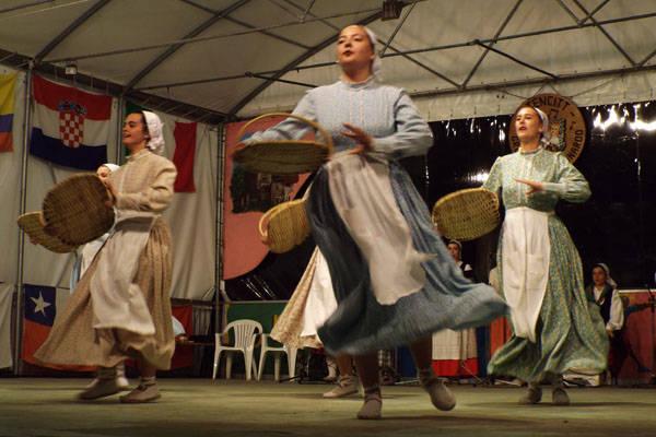 Il Festival del Folclore chiude con i Paesi Baschi