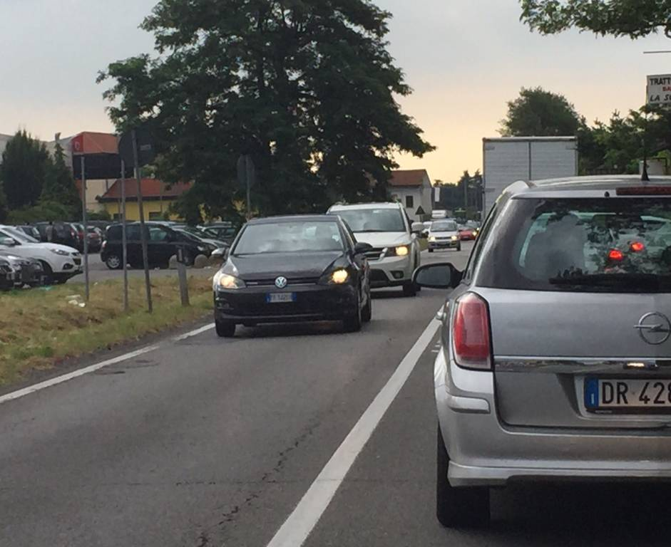 Incidente in A-8, le code