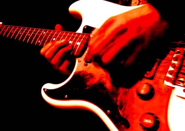 chitarra metal