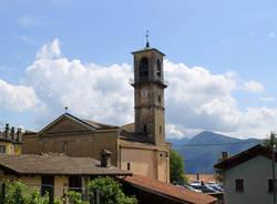 Cuasso - il campanile - foto Merula61