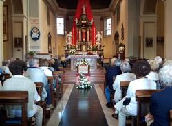 Funerale Loretta Gisotti