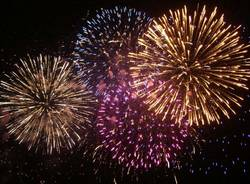 fuochi d'artificio generiche