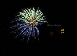 fuochi d'artificio Sant'Anna festa Cassano Magnago