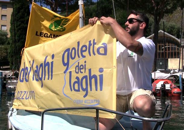 Goletta Verde: in Campania cariche batteriche elevate per 21 campioni su 31