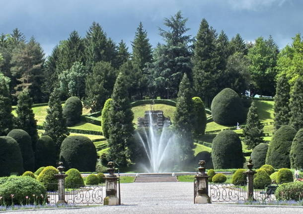 i Giardini Estensi a Varese