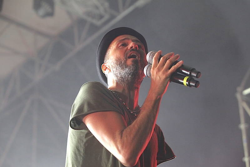 I Subsonica all'Albizzate Valley Festival
