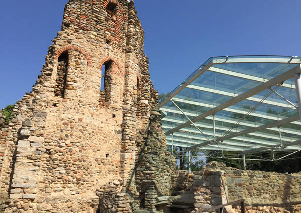 Il Castrum di Castelseprio