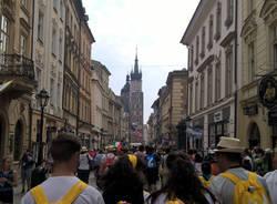 Il diario dei varesini verso il GMG di Cracovia