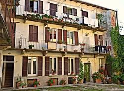Il fascino delle antiche case di ringhiera - foto di Antonella Martinelli