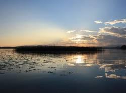Il lago da vicino