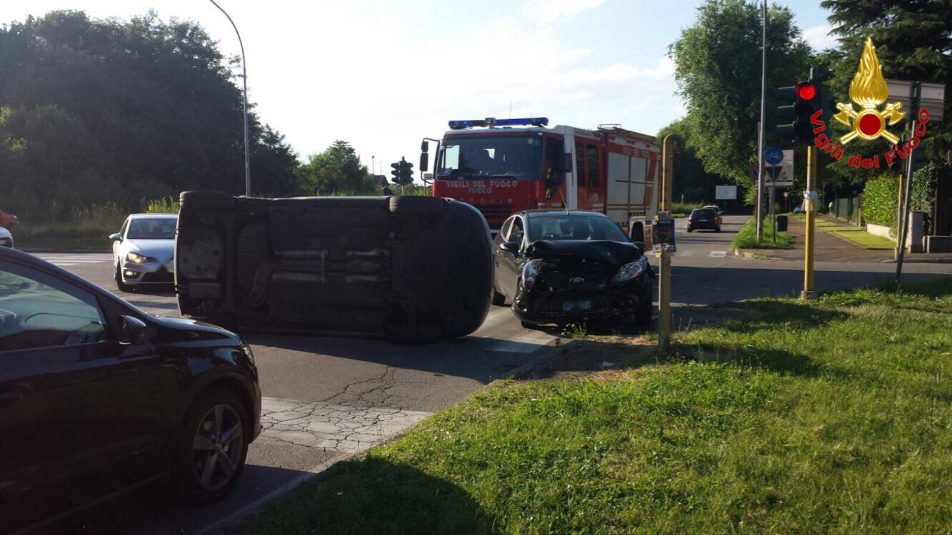 incidente busto arsizio