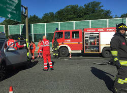 Incidente Gallarate a8