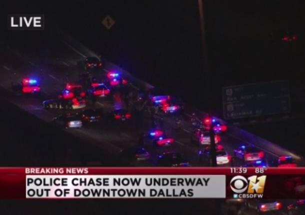 Dallas, bagno di sangue: 5 agenti uccisi