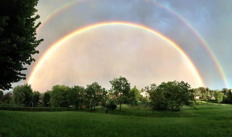 L'arcobaleno visto dai lettori