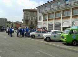 """La """"600 miglia"""" arriva a Cadrezzate"""