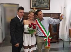 Malnate - Matrimonio con videoconferenza