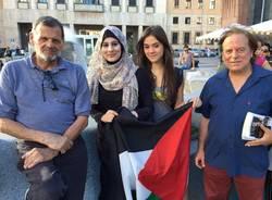 manifestazione contro strage di Nizza