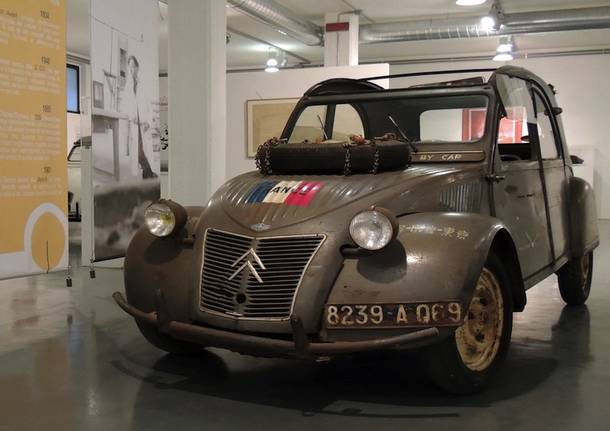 museo Flaminio Bertoni Volandia