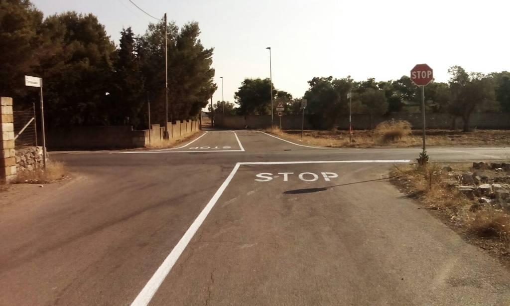 Nardò, rifatta la segnaletica stradale un anno dopo la tragedia