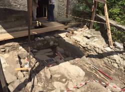 Nuovi scavi alla Chiesa di San Biagio