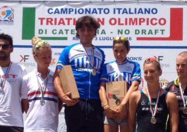 oxygen triathlon davide campiotti