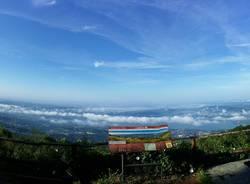 Panoramica dal Campo dei Fiori