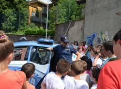 Polizia oratorio Varese