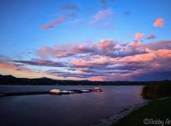 porto Bodio Lomnago lago