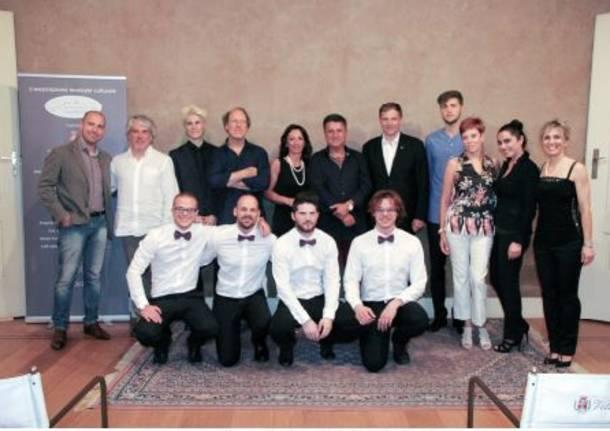premiazione concorso musicale villa oliva