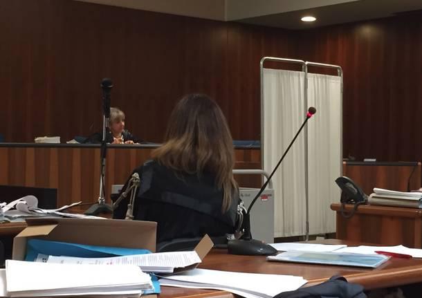 processo stupro museo tessile audizione protetta renata peragallo