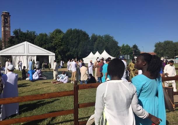 finest selection 29c4c 793d9 La comunità musulmana in festa per la fine di Ramadan ...