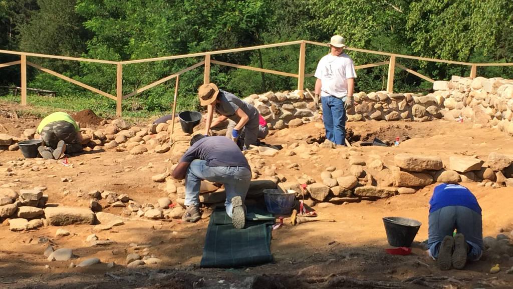 Riprendono dopo 35 anni gli scavi archeologici a Castelseprio