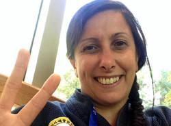 Spada Coreana, Sabrina Sozzani ai campionati panamericani