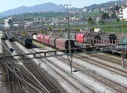 stazione merci a Chiasso