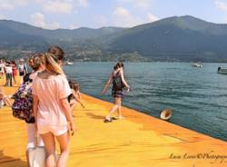 The Floating Piers secondo i lettori di Varesenews