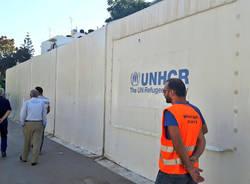 Tra i migranti alla frontiera di Chios  Raffaele Cattaneo
