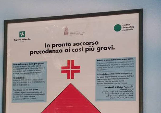 triage pronto soccorso
