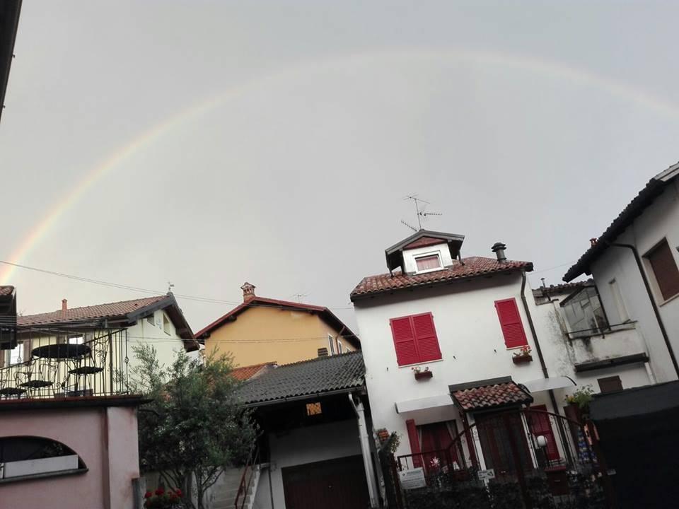Valceresio - l'arcobaleno