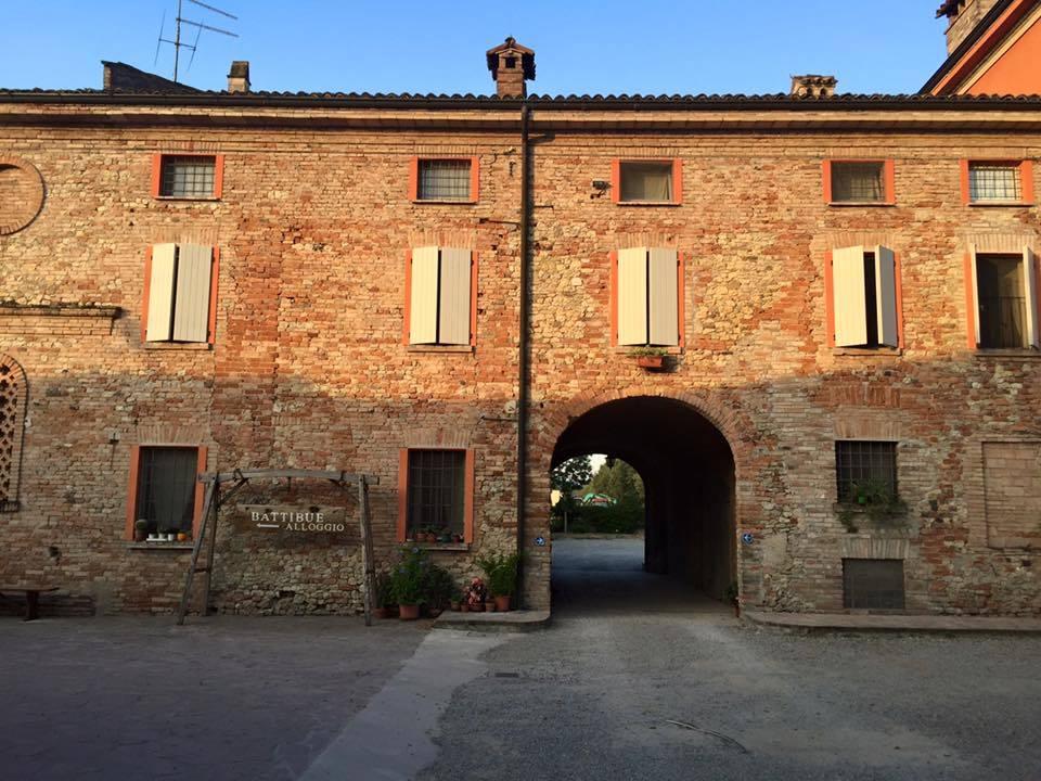 Via Francigena: da Fiorenzuola a Fidenza