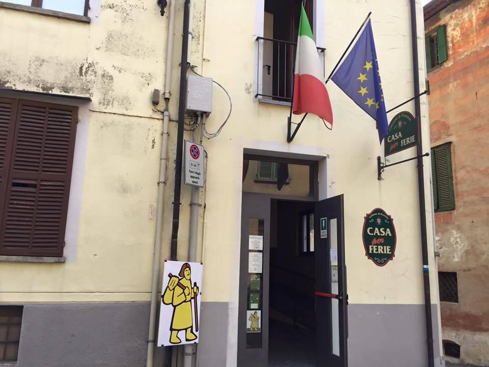 Via Francigena: da Ivrea a Piverone