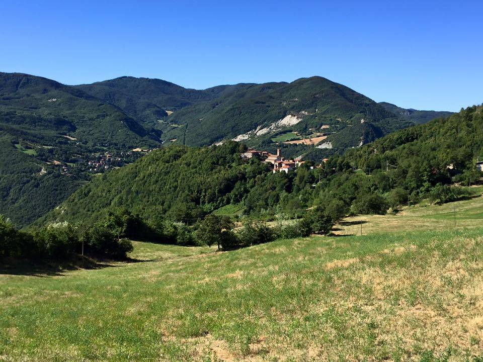 Via Francigena, da Sivizzano a Cassio