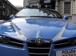 volante polizia generica commissariato busto arsizio