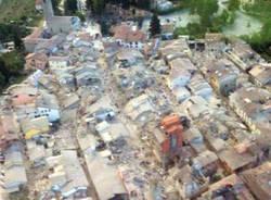amatrice vista aerea terremoto agosto 2016