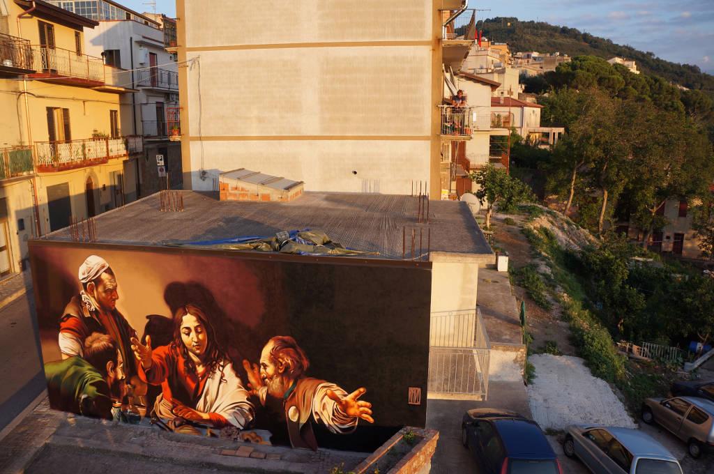 Andrea Ravo Mattoni, il Caravaggio realizzato in Sicilia